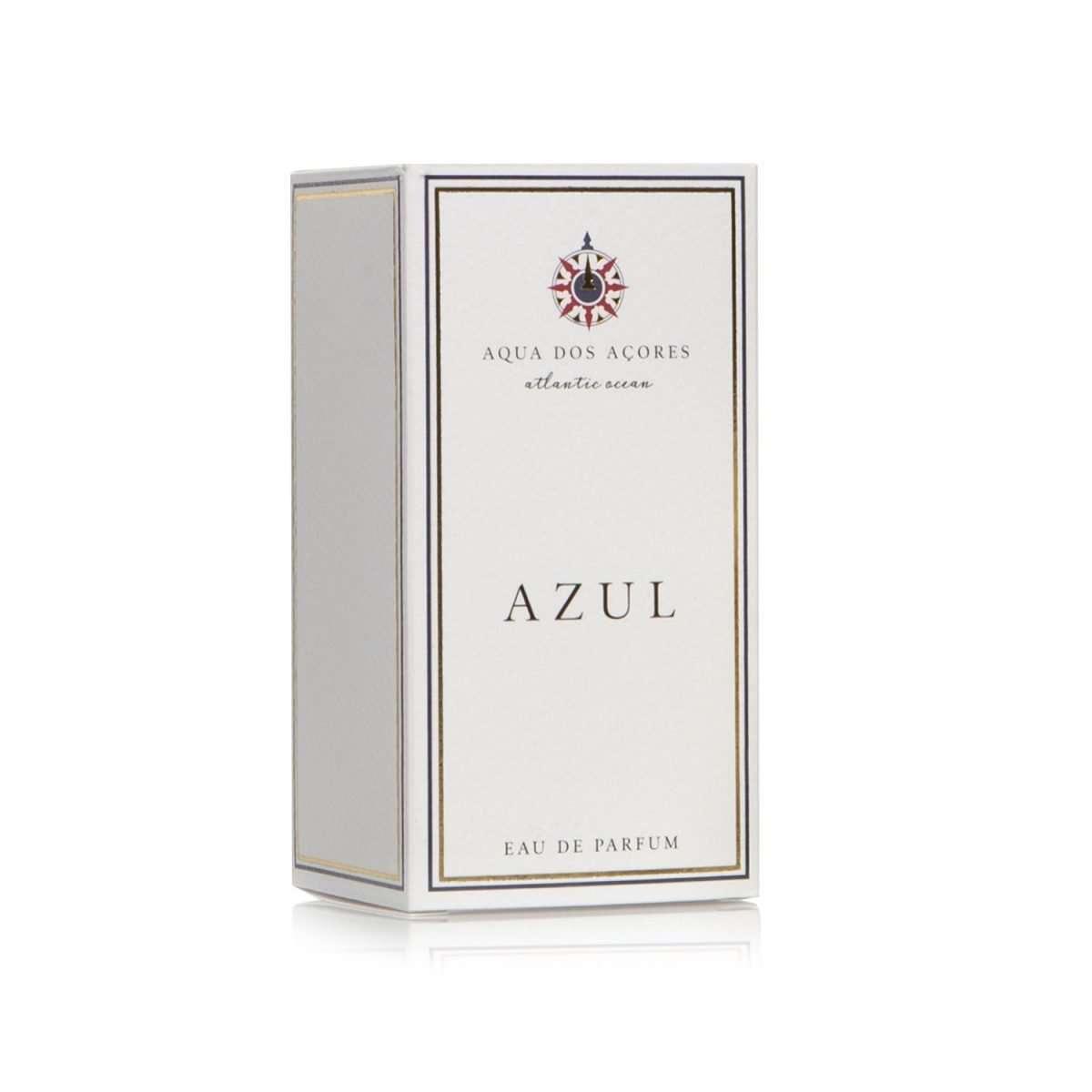 Azul Aqua dos Azores eau de parfum box