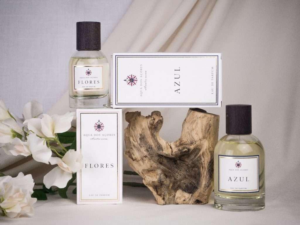 Eau de Parfum Collection by Aqua dos Azores