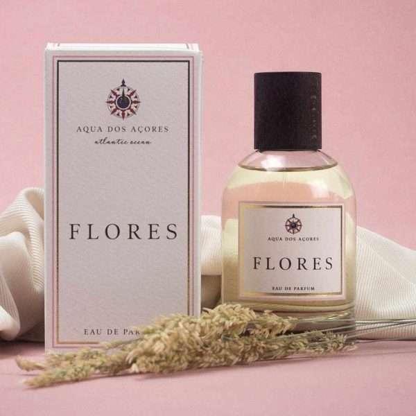 Flores Homepage photo Eau de parfum Aqua dos Azores