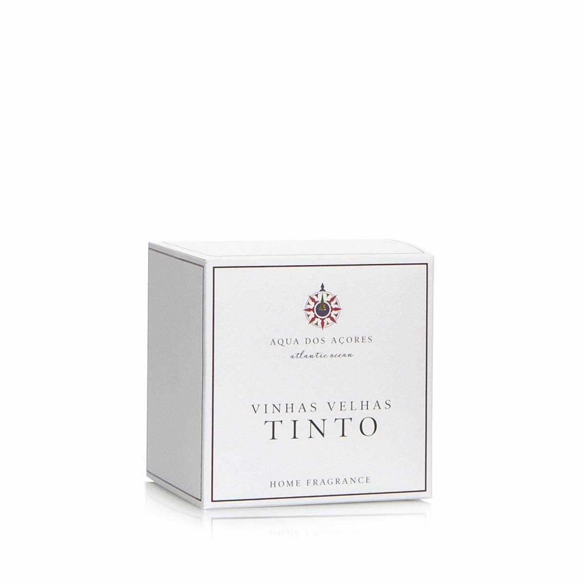 Tinto Home fragrance box by Aqua dos Azores